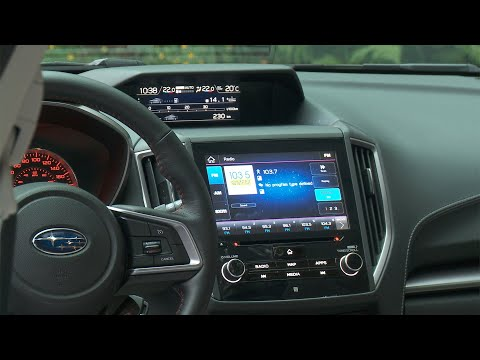 Car And Automotive Product Reviews | Subaru Impreza Sport First Drive With Lacey