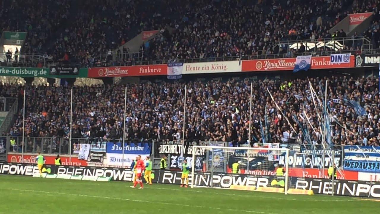 Duisburg Hansa Rostock