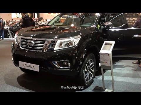 2018-2019 Nissan Navara 4WD Next Models - YouTube