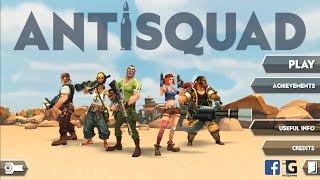 Antisquad PC Gameplay | 1080p
