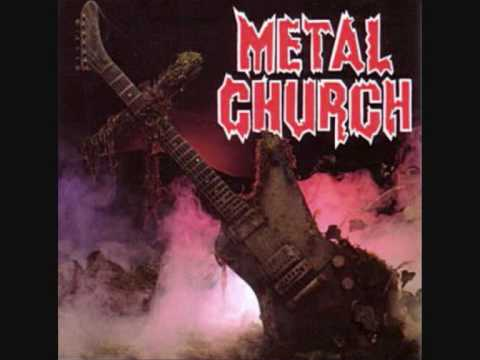 Metal Church - Gods of Wrath