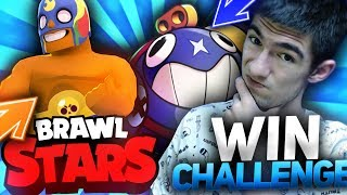 WIN CHALLENGE  TICK & EL PRIMO⚡ BRAWL STARS POLSKA  (odc.57)