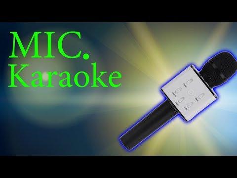 UNBOXiNG Micrófono Karaoke Urbano To Go! l By Mixa 2018