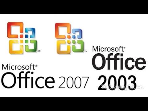 Cách chuyển excel 2007 sang excel 2003 nhanh nhất trong tích tắc