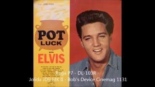 """Elvis Presley -  """"Something Blue"""" - Original Stereo LP - Sound Engineering Series - HQ"""