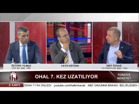 Erdoğan bakın OHAL hakkında ne diyor / Ümit Özdağ'dan sert eleştiri