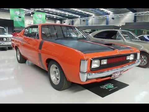 1971 Chrysler VH Charger R/T E38 'Bathurst' Coupe - 2017 Shannons Melbourne Autumn Classic Auction
