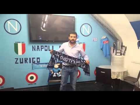Ascolta Gianluca D'Angelo del Napoli Club Zurigo sull'Nst