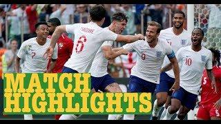 England vs Panama World Cup Football Highlights 2018