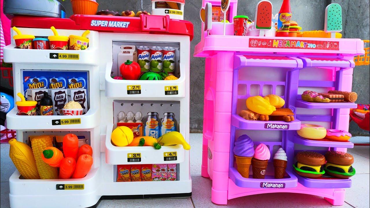Download Drama Penjual Buah & Makanan Bohongan 💞 Mainan Anak Perempuan Jual Jualannya Gak Laku 💞 Riska Incess