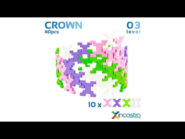 INCASTRO | Level 3 | Crown
