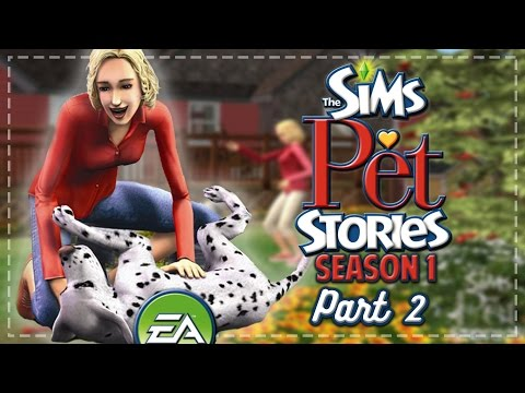 Let's Play: The Sims Pet Stories ((S.1 PT.2)) - RUDE JUDGE