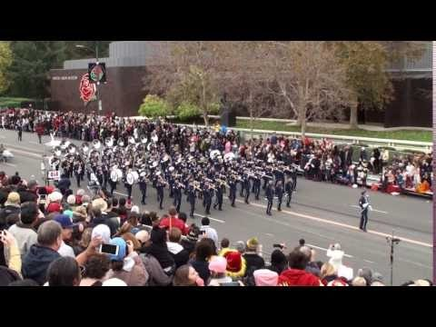 United States Air Force Total Force Band - 2017 Pasadena Rose Parade