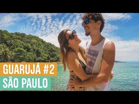 Guarujá (SP) #2 - Praia do Éden, São Pedro e Iporanga - Duas Passagens