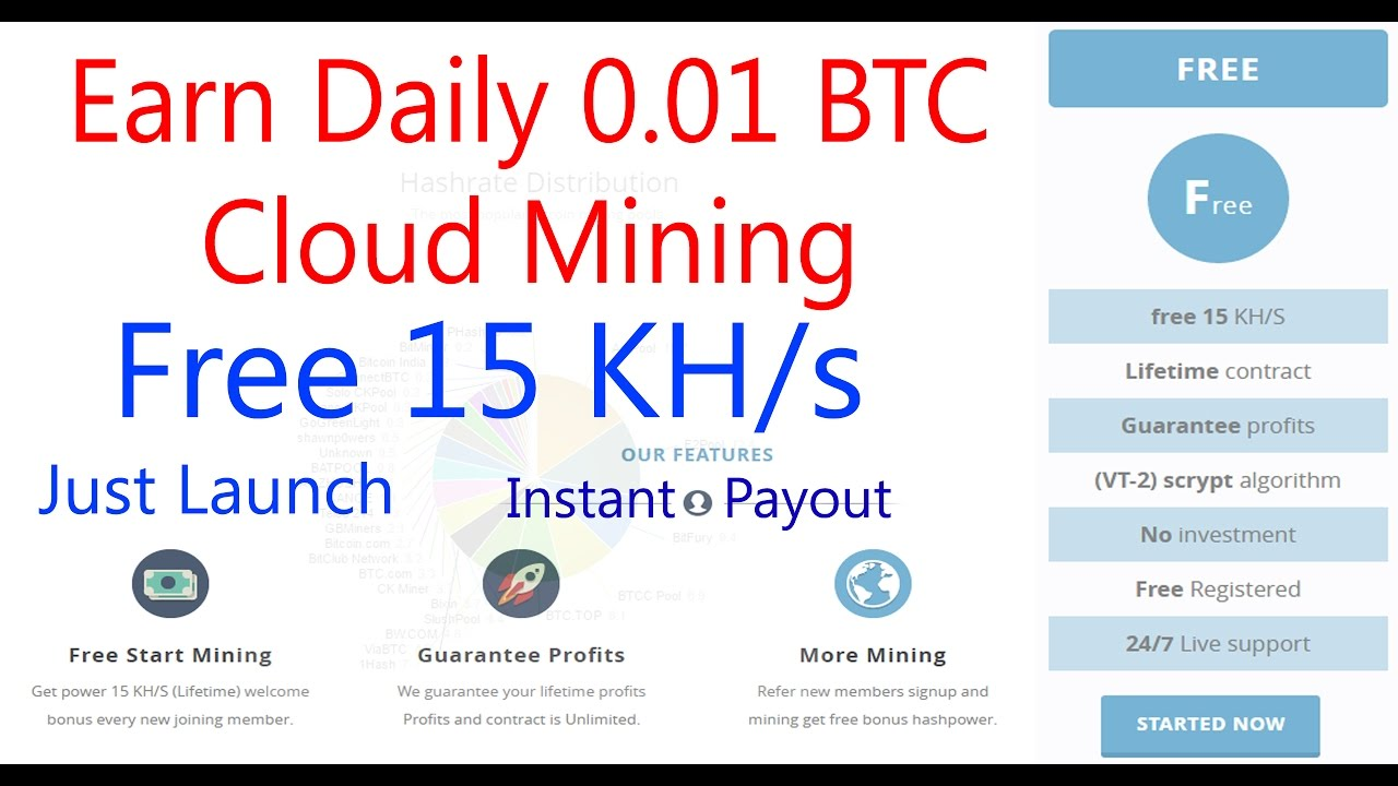 profitable cryptocurrency cloud mining