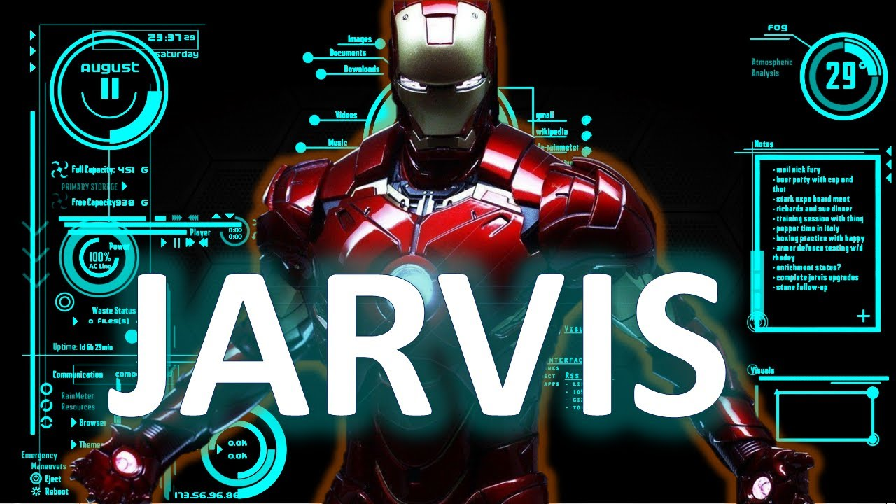How to Set JARVIS Startup Sound in Windows 10   IRON MAN JARVIS
