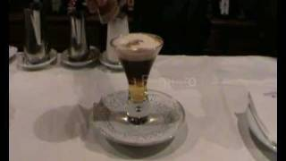 Receta de Irish Coffee-Café Irlandés