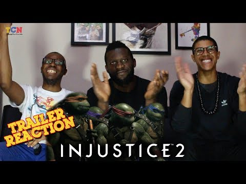 Thumbnail: Injustice 2 Fighter Pack 3 Reaction!