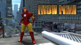 Prototype 1 Mods - IRON MAN Mod