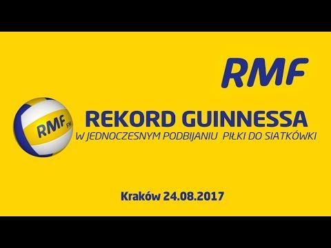 Bijemy rekord Guinnessa  z RMF FM