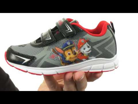 josmo-kids-paw-patrol-double-strap-lighted-sneaker-(toddler/little-kid)-sku:8865727