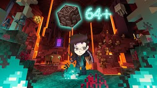 Hunting for Netherrite in Minecraft 1.16