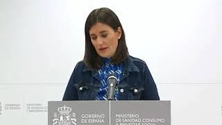 Carmen Montón anuncia su dimisión