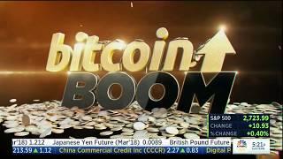 $10 Trillion Crypto Market - CNBC Fast Money 01.04.18