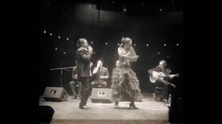 MIS TRES PUÑALES.  María Marrufo ( Baile) Manuel Amaya (cante)