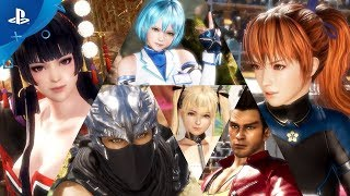 Dead or Alive 6 - Combat and Features Trailer | PS4