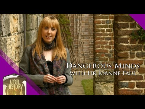 'Dangerous Minds' trailer with Joanne Paul