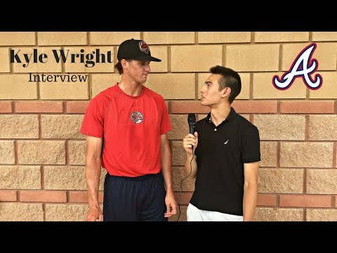 Kyle Wright (2017 MLB Draft 5th Overall Pick) Interview