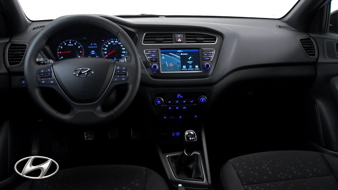 2018 hyundai i20 active interior youtube - Hyundai i20 interior ...