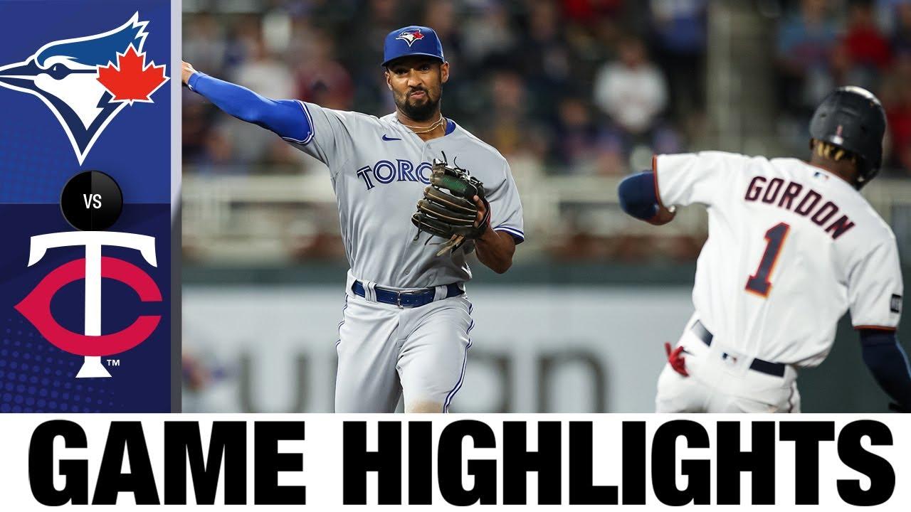 Download Blue Jays vs. Twins Game Highlights (9/23/21) | MLB Highlights