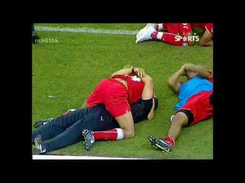 Dynamic of football : Saudi Arabia 2-2 Bahrain (Last 4mins)