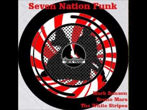 DRA'man - Seven Nation Funk (Bruno Mars, Mark Ronson & The White Stripes)