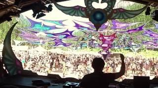 Static Movement live - One love Festival 2015 - Switzerland