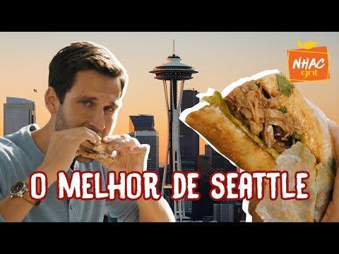 Seattle: dicas de onde comer e beber na cidade | Pedro Andrade | Comidas pelo Mundo