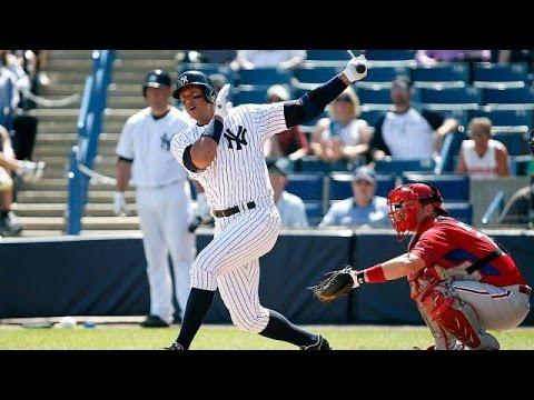 MLB Talk - ***A Rod Announce Retirement - N.Y. Yankees***
