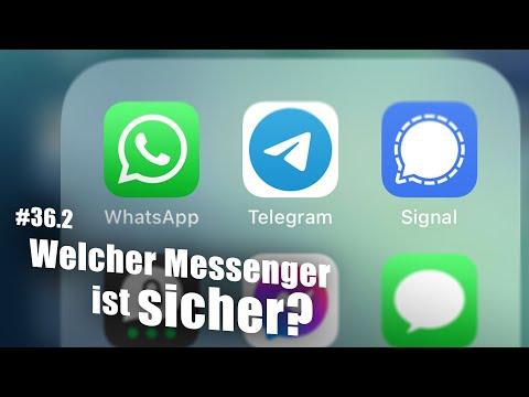 Die Sicherheits-Abrechnung: WhatsApp, Telegram, Signal?  | uplink #36.2