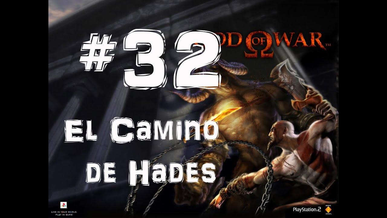 God Of War Guia Parte 32 El Camino De Hades