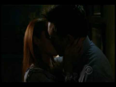 Red Scare ~ Rigsby & Van Pelt kissing!