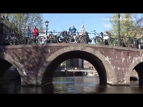 Amsterdam, Grachten Tour - Netherlands HD Travel Channel