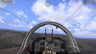 ArmA 3 - Buzzard Jet Fighter - PC Gameplay