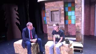 Marty's Corner with Kate Keating, Educational Director & Dorothy in The Wizard of Oz