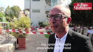 """Reggio, sequestrato hotel di lusso abusivo: """"Rischio per pubblica incolumità"""""""