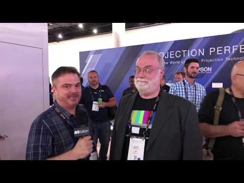 Scott Wilkinson Wins Epson Pro Cinema 4050 at CEDIA 2018