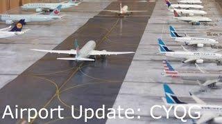 GeminiJets Airport Update