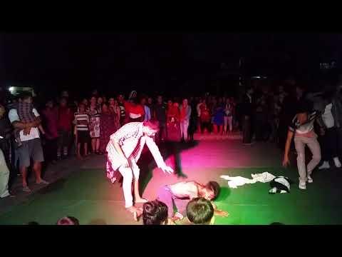 Comedy dance by manish gurung and saurav shrestha