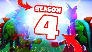 ALLES OVER SEASON 4 & BATTLE PASS GIVEAWAY!! Fortnite Battle Royale SEASON 4 LIVE